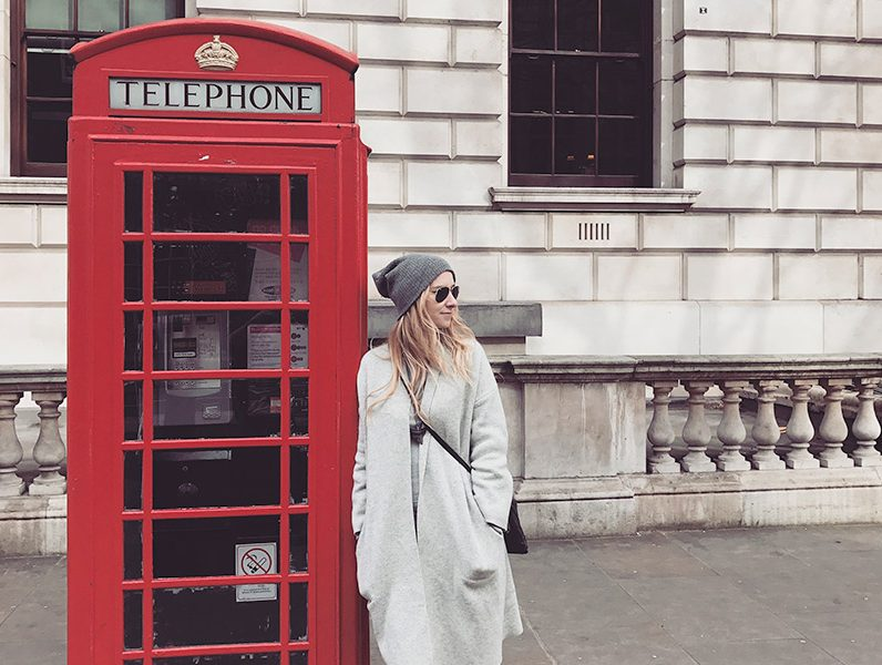 Emma in London
